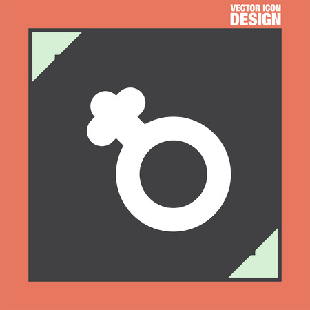 Female Gender Symbol Vector Icon Royalty Free Cliparts Vectors And