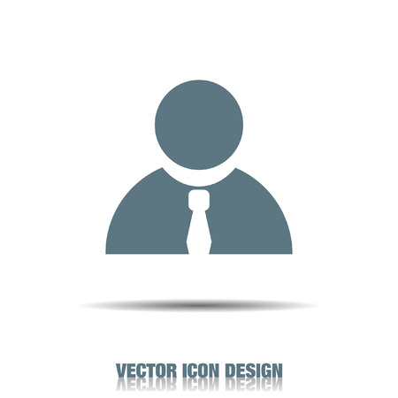 people icon: business people vector icon