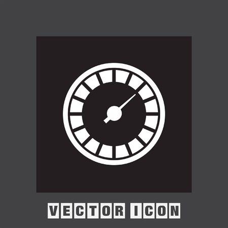 speedometer: speedometer icon