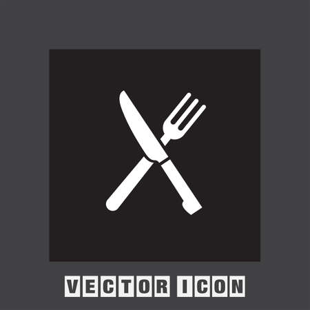 diners: knife and fork menu icon