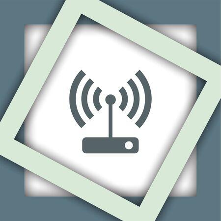 wi fi: wi fi vector icon