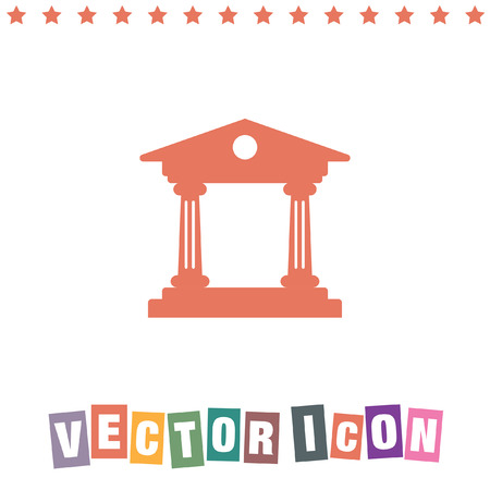 institution: Institution icon Illustration