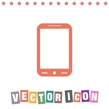 smart: smart phone icon Illustration