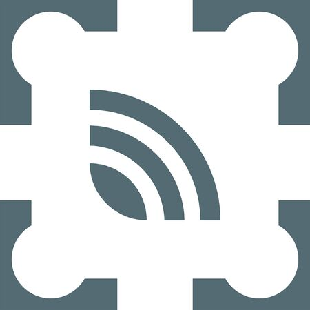feed: rss news feed icon