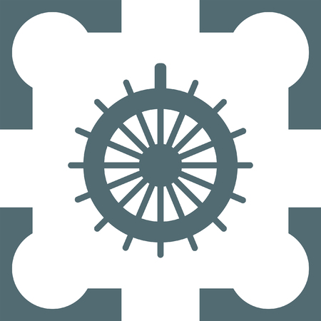 ruder: Ruder-Symbol