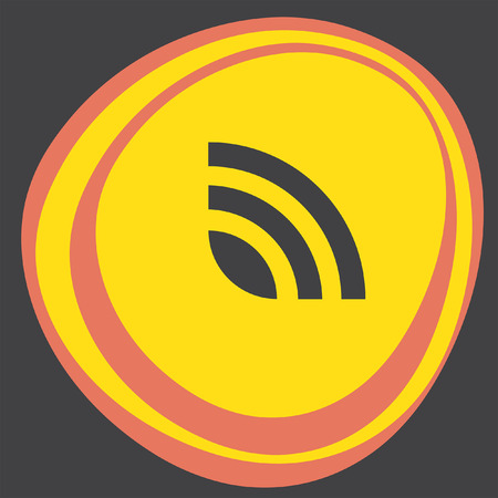 rss: rss news feed icon