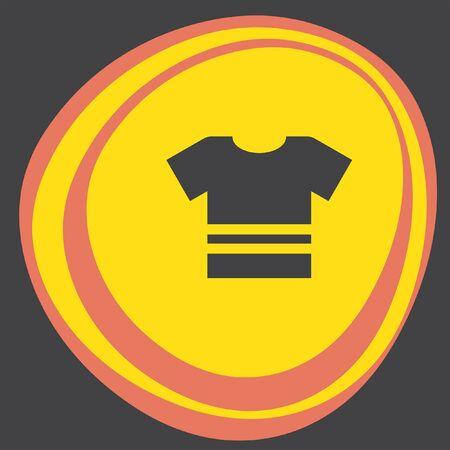 t shirt: t shirt icon