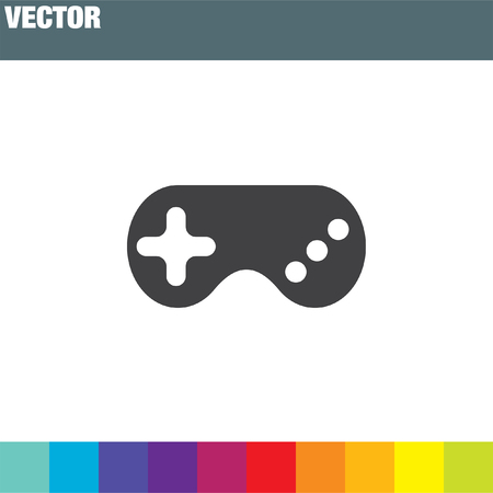 gamepad: game controller gamepad vector icon