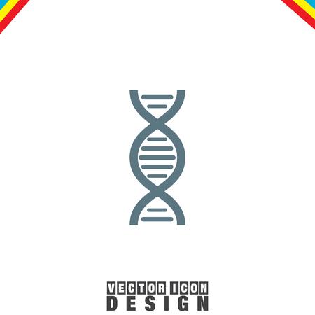 dna chain: DNA Chain vector icon