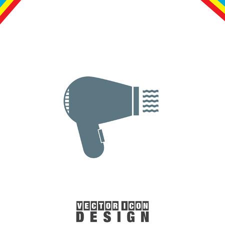 hairdryer: Hairdryer vector icon