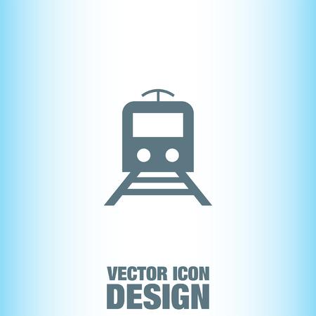 subway: Subway Metro vector icon