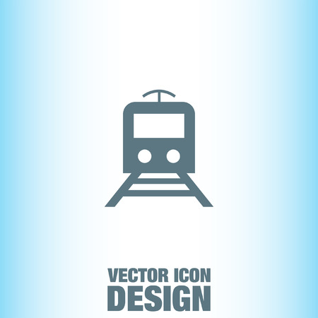 the subway: Subway Metro vector icon