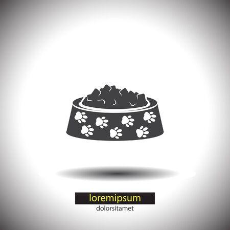 food: Pet Food vector icon
