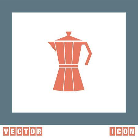 maker: Coffee Maker vector icon