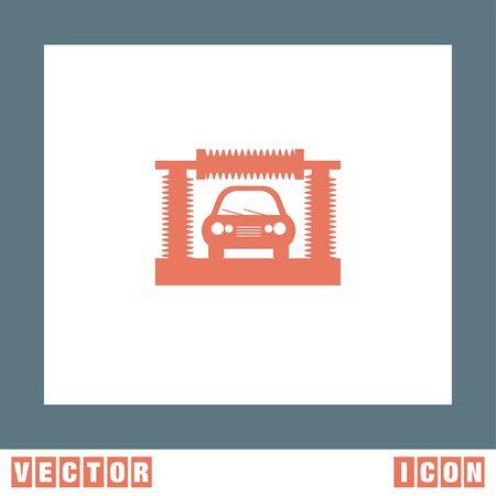 car wash: Car Wash vector icon