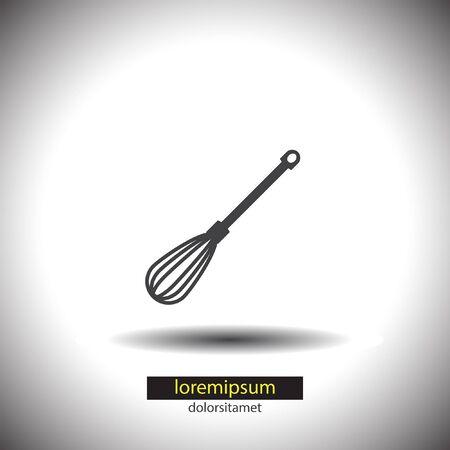 beater: Kitchen Beater Mixer vector icon