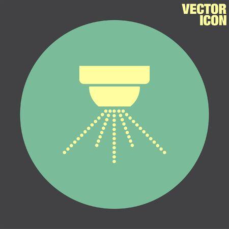 sprinklers: Water Sprinklers vector icon