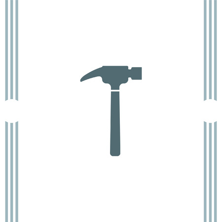 hammers: Hammer vector icon