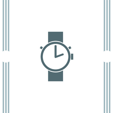 wrists: Hand Watch vector icon