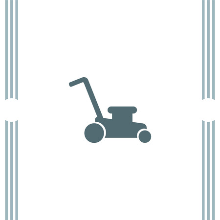 mower: Mower vector icon