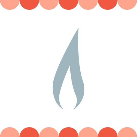 igniting: Flame vector icon