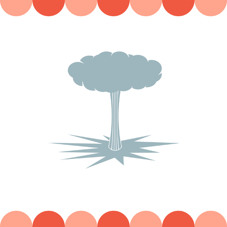 ignition: Bomb Explosion vector icon