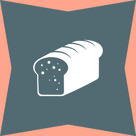 french toast: Toast Bread vector icon