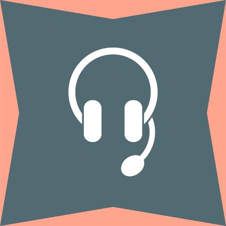 headset: Headphones Headset vector icon