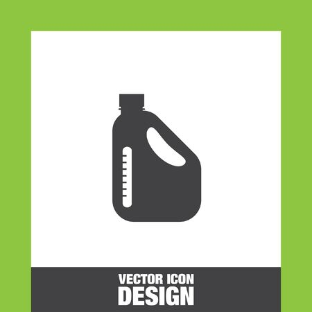 benzine: Jerrycan oil can icon vector, Jerrycan oil can icon eps10, Jerrycan oil can icon picture, Jerrycan oil can icon flat, Jerrycan oil can icon, Jerrycan oil can web icon, Illustration