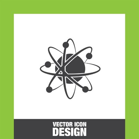 neutron: Atom model icon vector, Atom model icon eps10, Atom model icon picture, Atom model icon flat, Atom model icon, Atom model web icon,