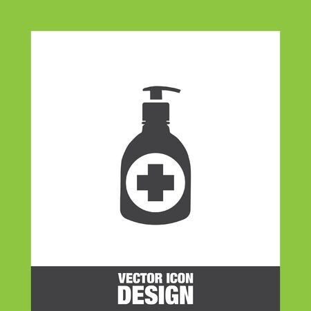 disinfectant: Disinfection bottle icon vector, Disinfection bottle icon eps10, Disinfection bottle icon picture, Disinfection bottle icon flat, Disinfection bottle icon, Disinfection bottle web icon,