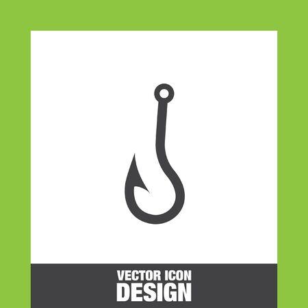 fishhook: Fishing hook icon vector, Fishing hook icon eps10, Fishing hook icon picture, Fishing hook icon flat, Fishing hook icon, Fishing hook web icon,
