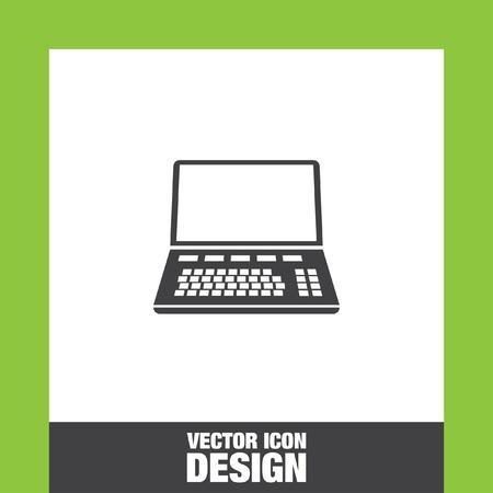 lap top: Lap top icon vector, Lap top icon eps10, Lap top icon picture, Lap top icon flat, Lap top icon, Lap top web icon, Illustration