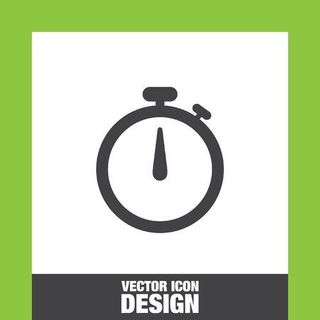 Stopwatch icon vector, Stopwatch icon eps10, Stopwatch icon picture, Stopwatch icon flat, Stopwatch icon, Stopwatch web icon, Vektoros illusztráció