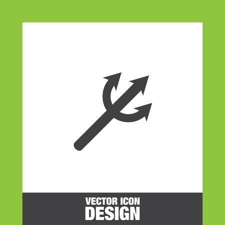 harpoon: Devils trident icon vector, Devils trident icon eps10, Devils trident icon picture, Devils trident icon flat, Devils trident icon, Devils trident web icon,