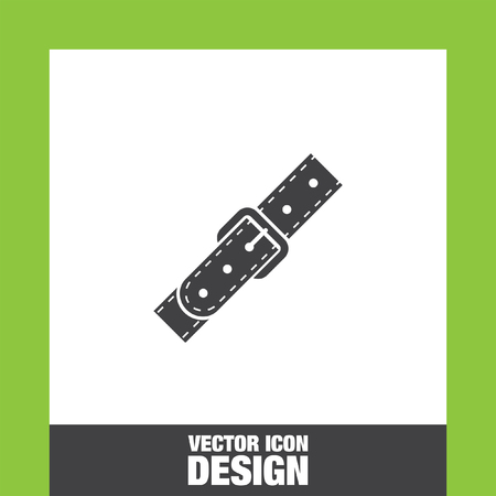 strap: Strap icon vector, Strap icon eps10, Strap icon picture, Strap icon flat, Strap icon, Strap web icon, Illustration