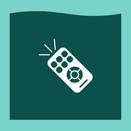 tv remote: TV remote icon vector, TV remote icon eps10, TV remote icon picture, TV remote icon flat, TV remote icon, TV remote web icon, Illustration