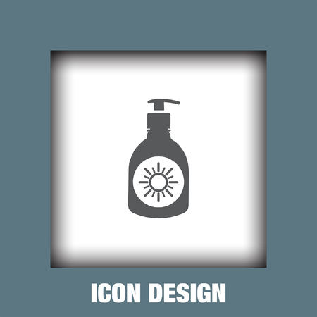 sun lotion: Sun lotion icon vector, Sun lotion icon eps10, Sun lotion icon picture, Sun lotion icon flat, Sun lotion icon, Sun lotion web icon,