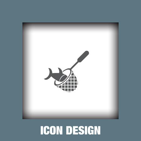 fishing net: Fishing net icon vector, Fishing net icon eps10, Fishing net icon picture, Fishing net icon flat, Fishing net icon, Fishing net web icon, Illustration