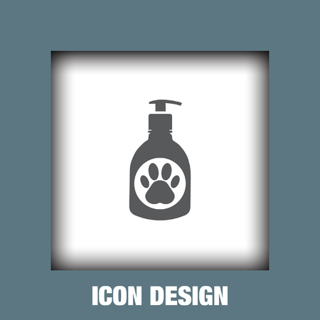 doggies: Pet shampoo icon vector, Pet shampoo icon eps10, Pet shampoo icon picture, Pet shampoo icon flat, Pet shampoo icon, Pet shampoo web icon,