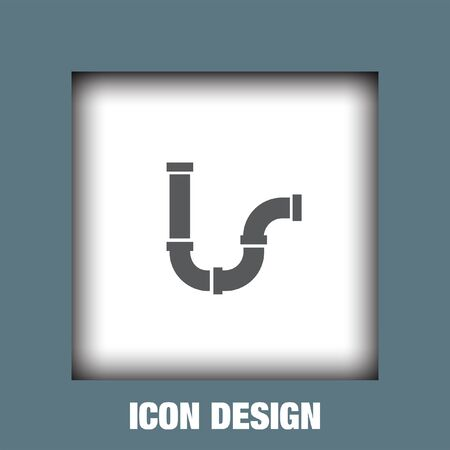 gutter: Pipes icon vector, Pipes icon eps10, Pipes icon picture, Pipes icon flat, Pipes icon, Pipes web icon,