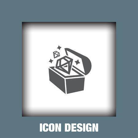 mimic: Treasure chest icon vector, Treasure chest icon eps10, Treasure chest icon picture, Treasure chest icon flat, Treasure chest icon, Treasure chest web icon,