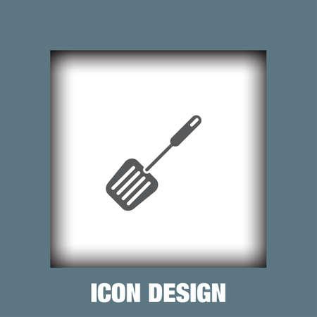 spatula: Spatula BBQ icon vector, Spatula BBQ icon eps10, Spatula BBQ icon picture, Spatula BBQ icon flat, Spatula BBQ icon, Spatula BBQ web icon,