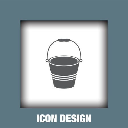 water bucket: Water bucket icon vector, Water bucket icon eps10, Water bucket icon picture, Water bucket icon flat, Water bucket icon, Water bucket web icon,