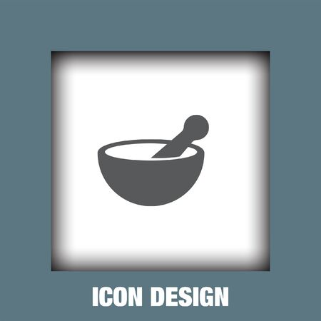 pestle: Mortar and pestle icon vector, Mortar and pestle icon eps10, Mortar and pestle icon picture, Mortar and pestle icon flat, Mortar and pestle icon, Mortar and pestle web icon, Illustration