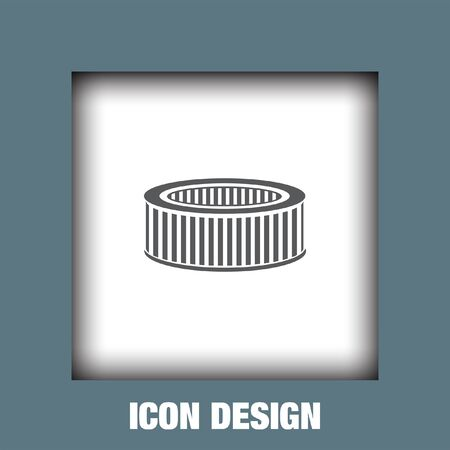 air filter: Car air filter icon vector, Car air filter icon eps10, Car air filter icon picture, Car air filter icon flat, Car air filter icon, Car air filter web icon,
