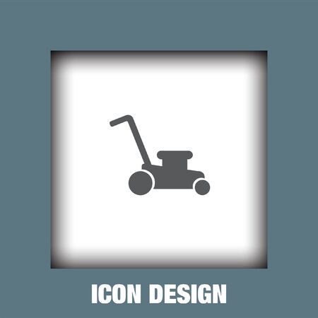 mower: Mower icon vector, Mower icon eps10, Mower icon picture, Mower icon flat, Mower icon, Mower web icon,