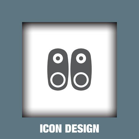 woofer: Audio speakers icon vector, Audio speakers icon eps10, Audio speakers icon picture, Audio speakers icon flat, Audio speakers icon, Audio speakers web icon,