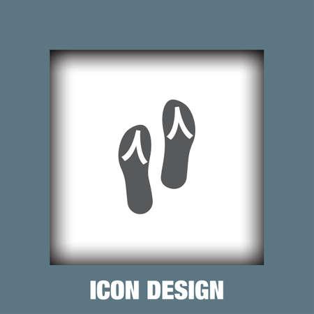 flip flops: Flip flops icon vector, Flip flops icon eps10, Flip flops icon picture, Flip flops icon flat, Flip flops icon, Flip flops web icon,