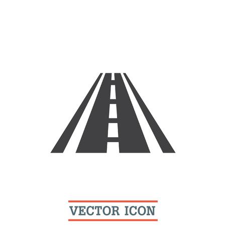 road vector icon street sign highway symbol royalty free cliparts rh 123rf com road vector free download road vector art
